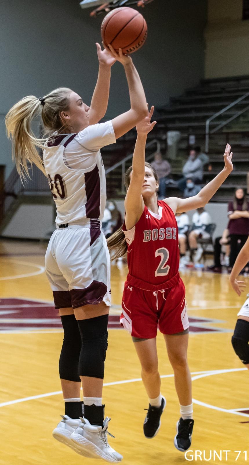 Girls Basketball vs. Bosse