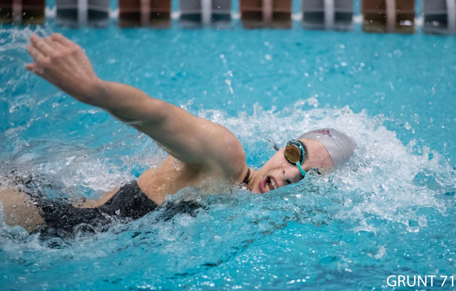 Girls Swim and Dive @ MV Invite