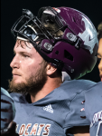 Mount Vernon Football Senior Blake Ritzert Earns All-State!