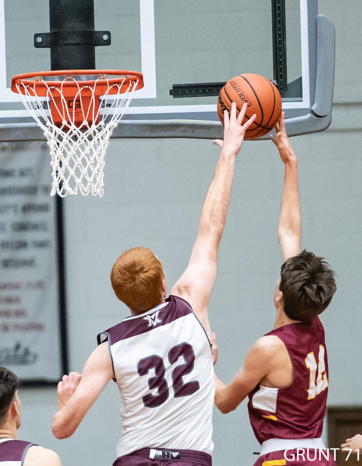 Boys Basketball vs. Gibson Southern