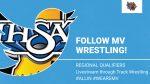 MVHS Sending 6 Wrestlers to the IHSAA Regional!