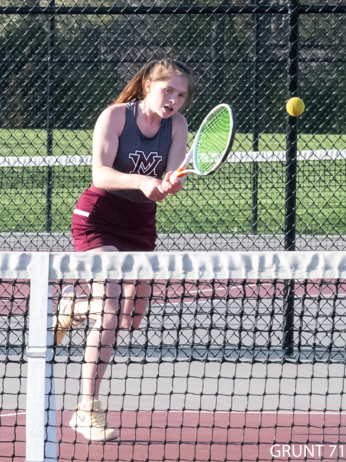 Girls Tennis vs. Southridge