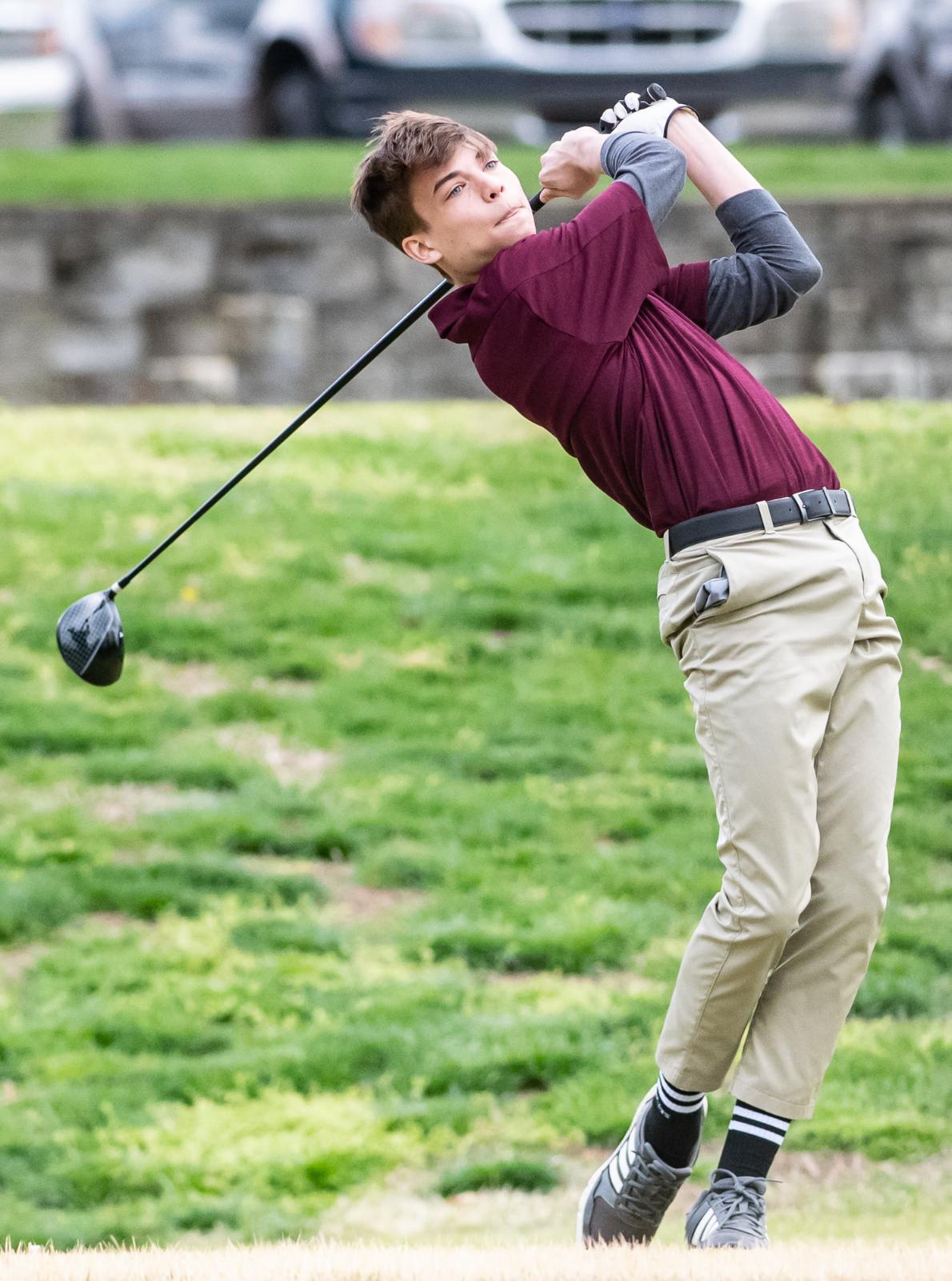 Boys Golf vs. Day School and Harrison