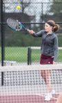 Girls Tennis vs. North Posey