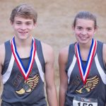 Taylor Warren and Gage Henry: Region Runner-ups for DCHS Cross Country