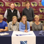 Burrell Signs with Covenant