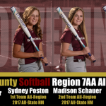DCHS Softball Honors