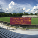 Meet The Wolverines!! Free Admission