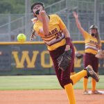 Guess What….Kami Counts Throws Another No-Hitter in Lady Wolverines Rout of Region Opponent