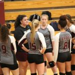 Senior Night for DCHS Volleyball this Tuesday October 1st