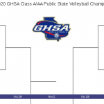 Lady Wolverines Volleyball Participating Saturday in GHSA Class A/AA Public State Playoffs