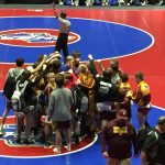 DCHS Wrestling Enters Day Three at State Duals