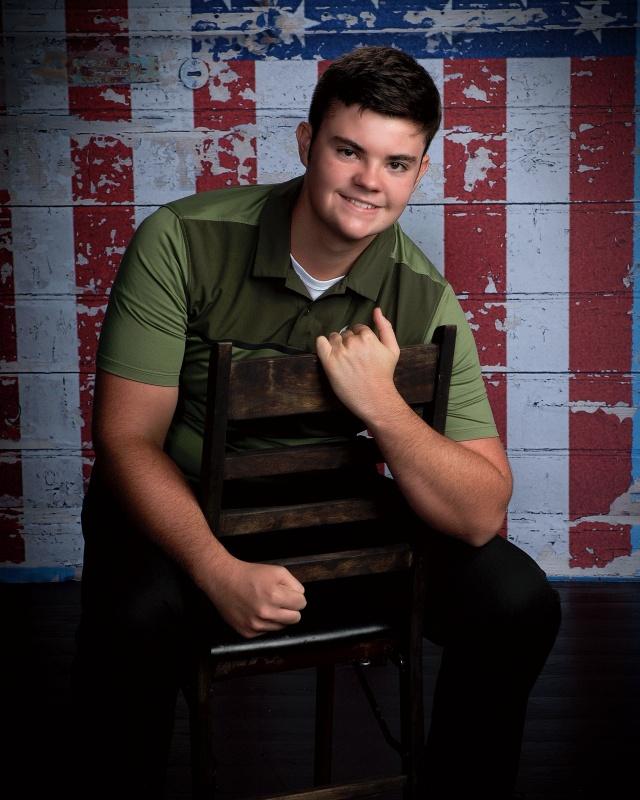 DCHS Senior Spring Athlete Spotlight – Ben Robertson