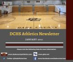 Check out our January Issue for DCHS Athletics!