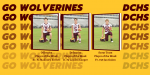 Congratulations to the Players of the Week for Week One