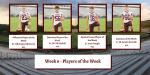 Week 6 – Players of the Week