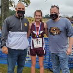 Freshman Anna Ballard Finishes in the Top 10 at the GHSA State Championships