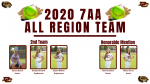 All Region 7AA Teams Announced – 2nd Team & Honorable Mention