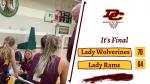 Coach Logan, Lady Wolverines Make It Three in a Row