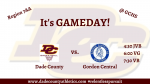 It's Gameday! DCHS at Gordon Central – Region 7AA