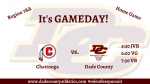 DCHS Basketball Hosts Chattooga this Evening