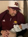 Coach Jeff Poston Spends Time Counting His Blessings this Weekend