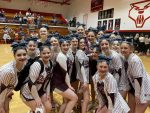 Lady Wolverine Competition Cheer takes 1st Place