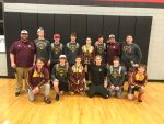 Eleven Wolverine Wrestlers Headed to GHSA State Traditional Tournament