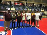 Cody Williams Wins State Championship, Four Other Wrestlers Place