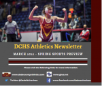 DCHS Athletics March Newsletter – Spring Sports Preview