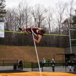 DCHS Track Team Shines at Pepperell with Storms on the Way