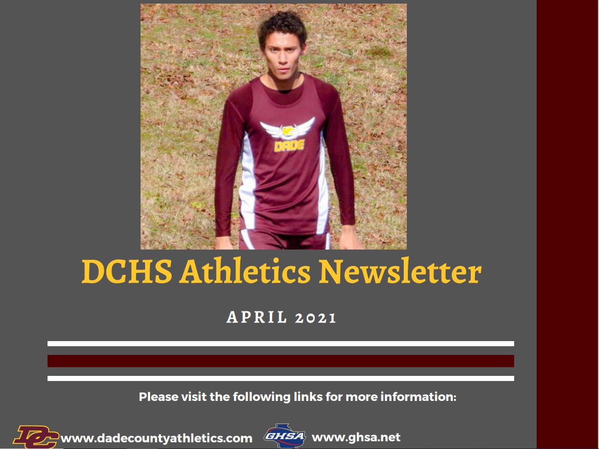 "DCHS Athletics April ""Egg Hunt"" Edition"