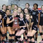 2014 Volleyball Highlight video