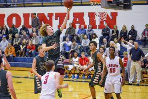 Boys varsity at Oak Mtn