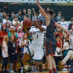 Boys second quarter to much for Oak Mtn