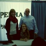 Hayley Brisendine Signs Volleyball Scholarship