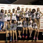 Lady Panthers – 2015 Indoor 6A State Champs!