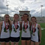 Girls finish 4th in Hewitt-Trussville Invitational