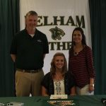 Autumn Hiett continuing volleyball at UAB