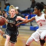 Pelham lose to Thompson in Shelby Co Tourny
