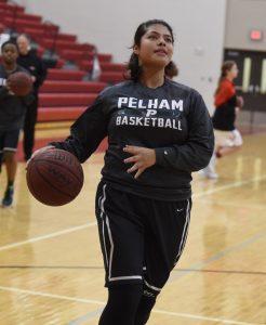 Pelham Varsity Girls at Hewitt-Trussville Thanksgiving Tournament