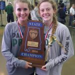 Pelham Girls Win AHSAA 6A Indoor State Track Championship