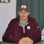 Cole Whitman signs to Mississippi State