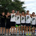 Pelham Boys Cross Country finish 3rd in AHSAA 6A, Section 4 Meet