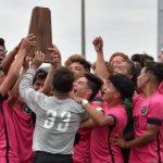 Pelham High School Boys Varsity Soccer beat Northridge High School 4-0