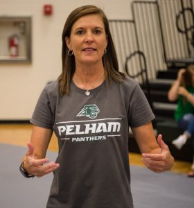 2017 Pelham Homecoming Pep Rally 10-6-2017