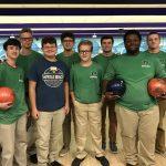 Pelham High School Boys Varsity Bowling falls to Thompson High School 1330-1188