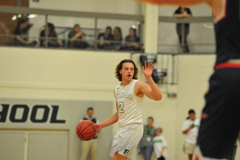 Pelham High School Boys Varsity Basketball beat Spain Park High School 66-55