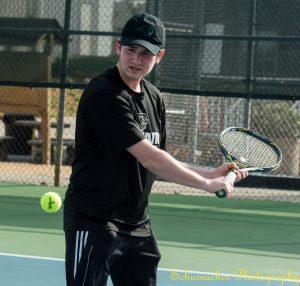 Pelham Tennis Vs. Hillcrest 2-21-2018