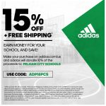 ADIDAS DISCOUNT CODE – Use the code for immediate savings